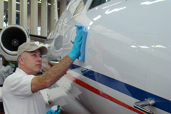 Diener Aviation Services Wash